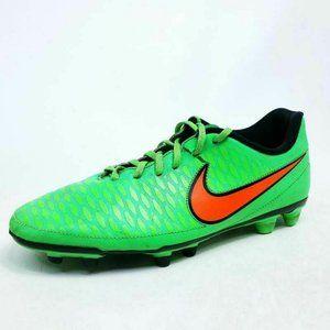 Nike Mens 11 Magista OLA FG Soccer Shoes Green